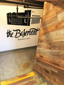ダウンタウンのおすすめスポット the Basement