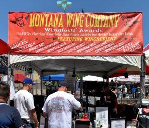 暑い夏のチキン・ウィング祭りThe Biggest Little City Wing Fest